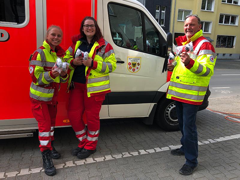 DRK Rettungsdienst Dortmund e.V.